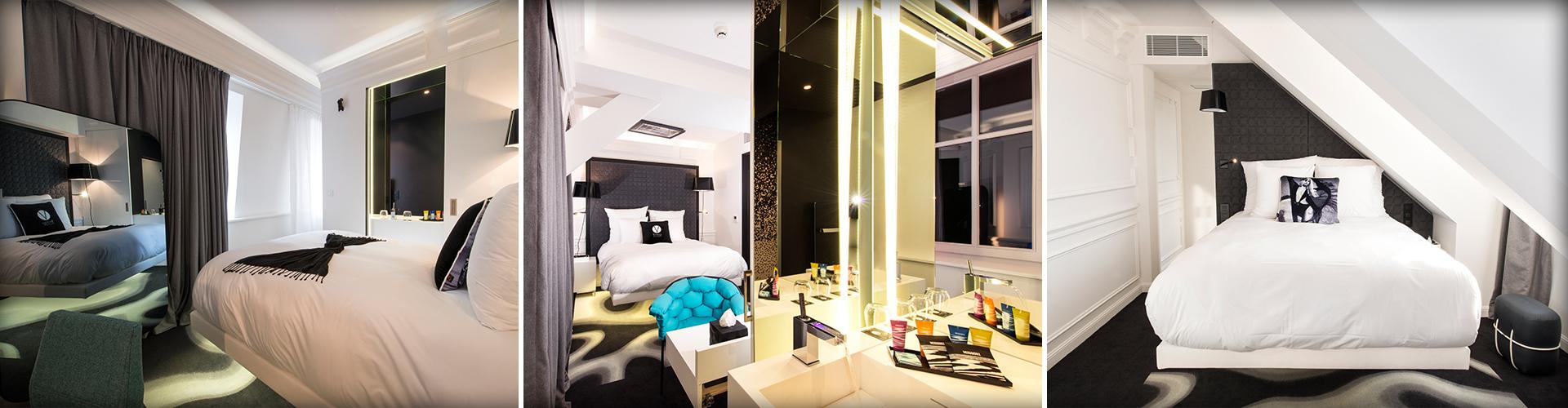 vertigo h tel spa dijon sleep. Black Bedroom Furniture Sets. Home Design Ideas
