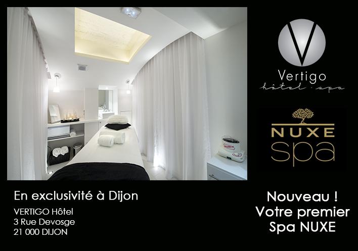 vertigo h tel spa dijon actualit s. Black Bedroom Furniture Sets. Home Design Ideas